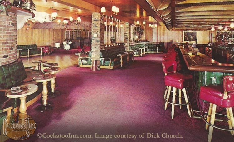 Bar Area, c. 1965
