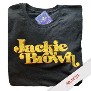 Jackie Brown Distressed T-Shirt